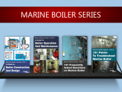 Launching New eBooks – Marine Boiler Series: Construction, Operation And Maintenance