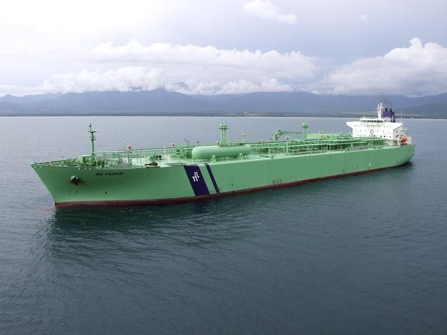 LPG Carrier
