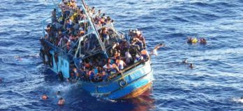 Sea Migrants Drown As Rescues Lead To Political Fall-Out