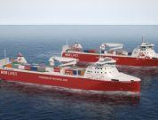 Nor Lines Sets New Environmental Standards With Two New Natural Gas-Powered Ships