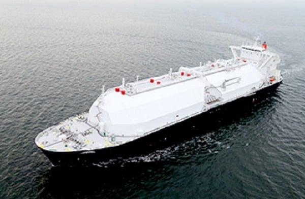 LNG Venus, Sister Ship of LNG Mars - Credits: mol.co.jp