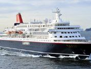 Mitsui O.S.K. Passenger Line Wins 'Cruise Of The Year 2017' Award