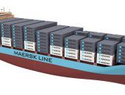 LR To Class 3,600 Teu Container Ships For Maersk Line – First Boxships To Be Built At COSCO Zhoushan