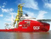 "DOF Vessel Skandi Africa Named ""Ship of The Year 2015"" At Nor-Shipping"