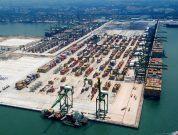 Singapore Grows Container Terminal, Eyes Mega-Ship Demand
