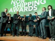 Two Vessels And Innovator Honored At Nor-Shipping Awards