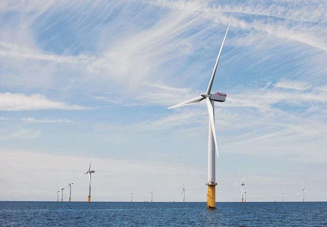 Zweitgrößter Offshore-Windpark Gwynt y Môr offiziell eingeweiht / World's 2nd largest offshore wind farm Gwynt y Môr officially inaugurated