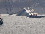 Death Toll Climbs To 82 As China Rights Capsized Ship