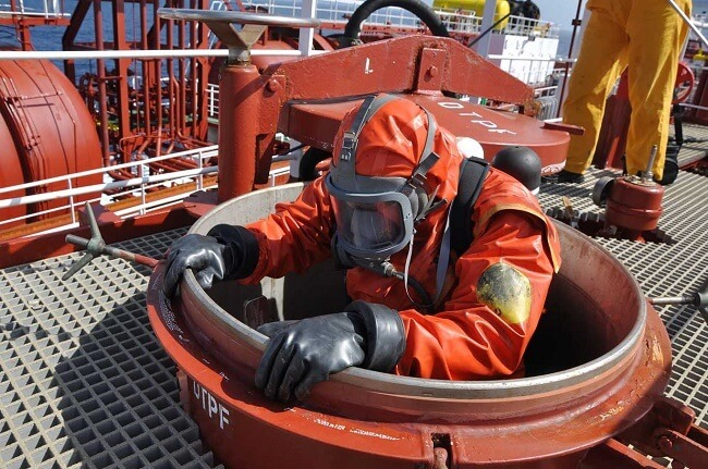 Crew Safety In Enclosed Space Operations Gets Much Needed