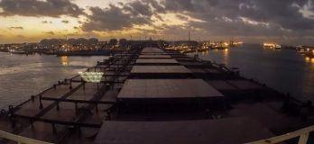 port of rotterdam bulk carrier