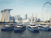 Incat Crowther To Design Four Ferries for Singapore Operator