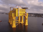 Watch: ABB Installs World's Most Powerful Offshore Converter Platform In The North Sea