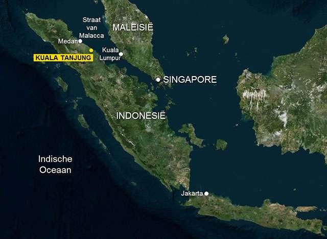 PORint-Indonesie-Kuala-Tanjung