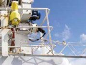 Real Life Accident: Man Overboard Buoy Stays On Board