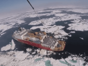 Video: Coast Guard Cutter Healy Visits The Arctic