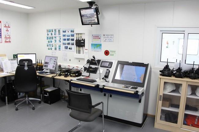 Control Room - Credits: teekay.com