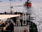 Watch: Maersk Peary – Operation Deep Freeze