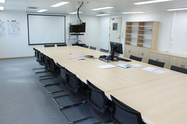Meeting Room - Credits: teekay.com