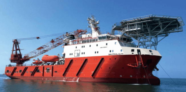 Otto Marine Takes Delivery of New 238-Men DP2 Work Maintenance Vessel