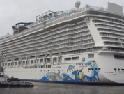 Watch: Norwegian Escape Float Out at Meyer Werft
