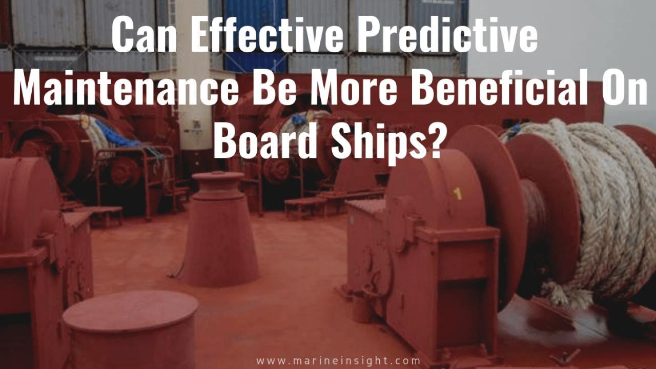 Can Effective Predictive Maintenance Be More Beneficial On