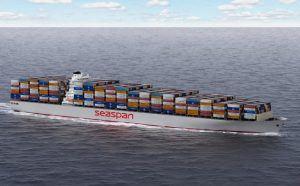 Seaspan SAVER Hull