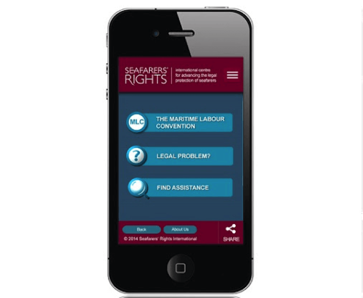 Seafarers' Rights App