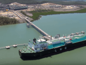 Watch: Bechtel Delivers First Cargo Of LNG For Santos GLNG Project