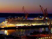 Cruise Ship Norwegian Epic's Scheduled Drydock At Damen [Photos & Video]