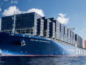 WinGD X-DF Engines To Power CMA CGM's Record Mega Containerships
