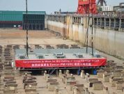 Winson Lays Keel For First China Made FSRU