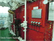 10 Precautions To Take After Using Fixed Foam Fire Fighting System On Ships
