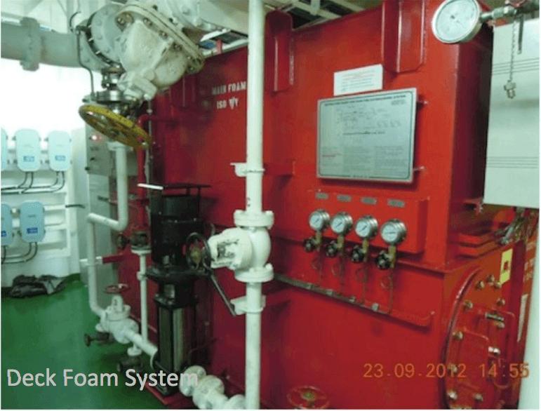 Marine Engine Room Lights