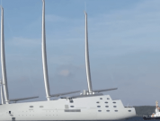 Watch: World's Largest Sailing Yacht – White Pearl