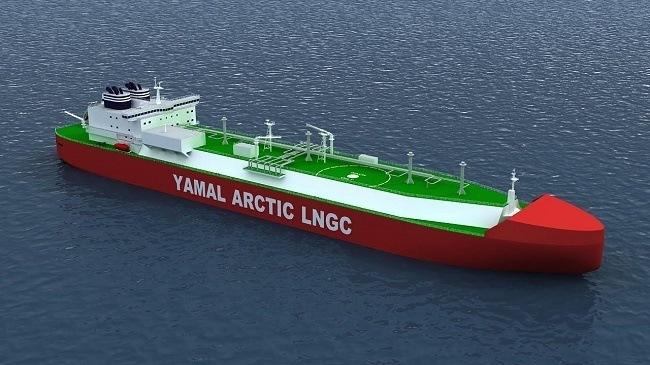 yamal arctic lngc