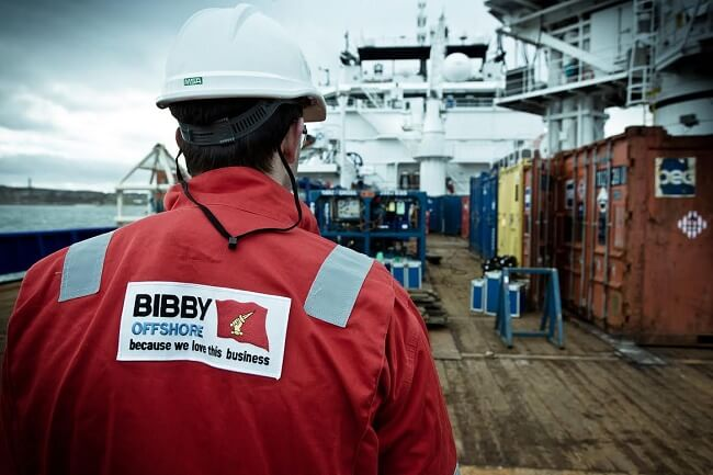 Credits: Bibby Offshore