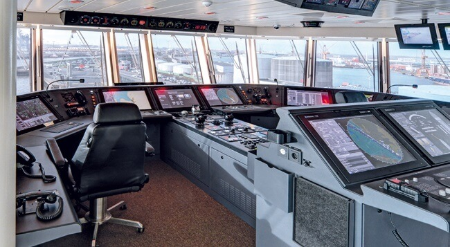 Three Mega Container Vessels To Get Wartsila S Electrical