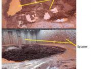 Real Life Accident: Vessel Sinks Because Of Bauxite Liquefaction