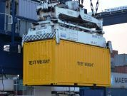Port Of Felixstowe Offers Container Weighing Solution