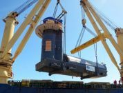 """GAC Awarded """"Excellence in Break Bulk/Project Cargo Transport and Handling"""""""
