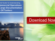 New FREE eBook – Understanding Commercial Operations & Documentation On Oil Tankers