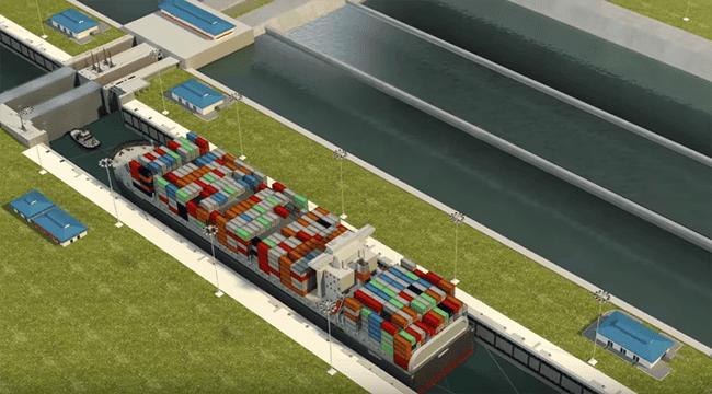 Image Credits: Panama Canal/YouTube