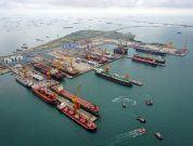 sembcorp marine shipyard