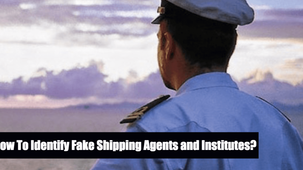 How To Identify Fake Or Fraudulent Shipping Agents And