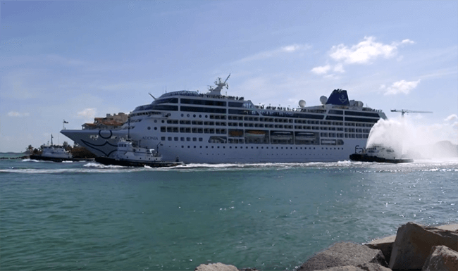 Adonia Cruise Ship Marine Insight - Adonia cruise ship