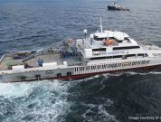 Incat Crowther Designs Second 70m Catamaran Fast Crew Boat