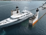 Watch: Amazing Aerial Video Of Yacht Carrier – Super Servant 4 At Work