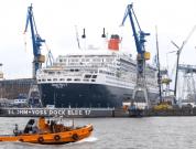 Video: Iconic Ocean Liner Queen Mary 2 Receives Major Upgrade