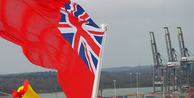 Image result for uk flag vessels brexit