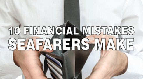 financial mistake text